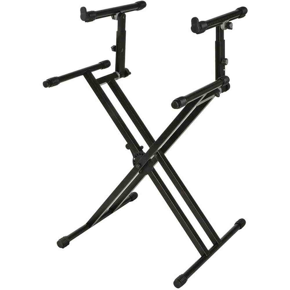 How to Adjust a Keyboard Stand